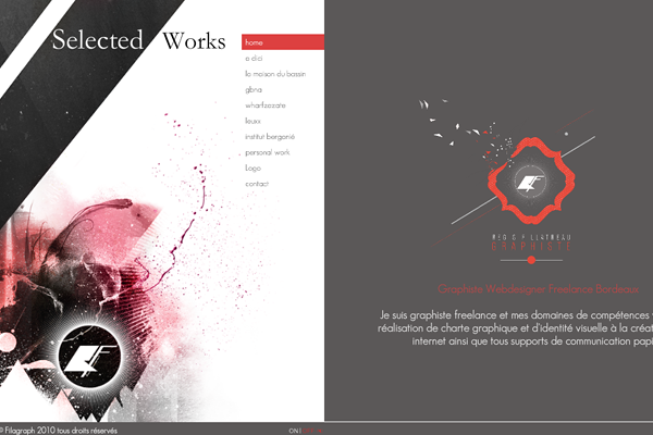 tchank 25 Beautiful Websites Designed With Wix