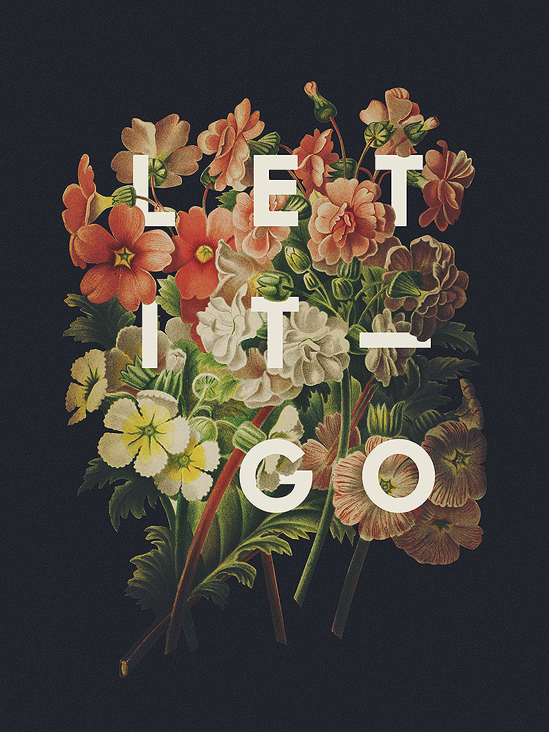 Let it go…