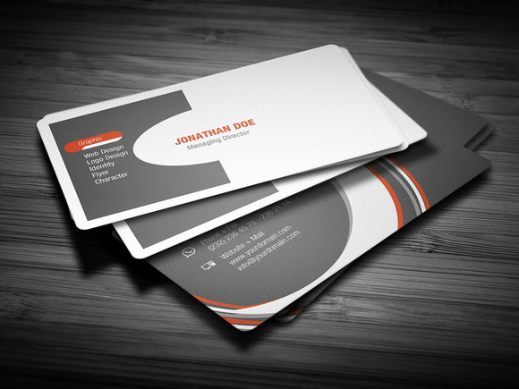 Consonant Business Card