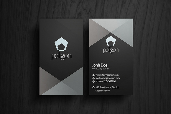 Poligon Business Card