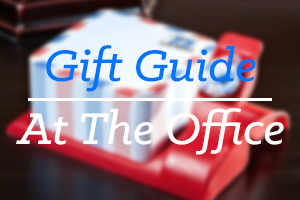 at the office 2013 Holiday Gift Guide: Creative Products for the Ones You Love
