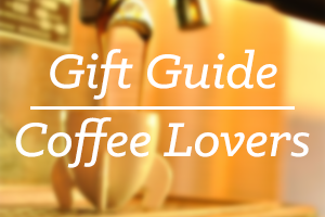 coffee lovers 2013 Holiday Gift Guide: Creative Products for the Ones You Love