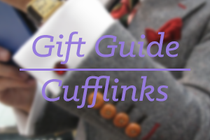 cufflinks 2013 Holiday Gift Guide: Creative Products for the Ones You Love