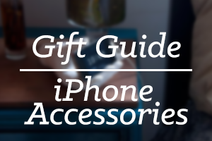 iphone accessories 2013 Holiday Gift Guide: Creative Products for the Ones You Love