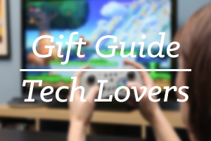 tech lovers 2013 Holiday Gift Guide: Creative Products for the Ones You Love