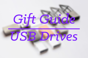 usb drives 2013 Holiday Gift Guide: Creative Products for the Ones You Love