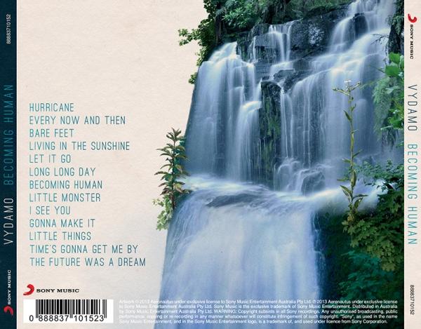 Vydamo_ Album Inlay