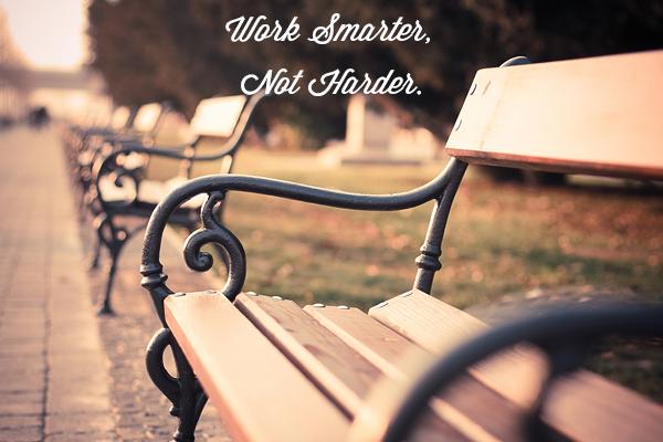 work-smarter