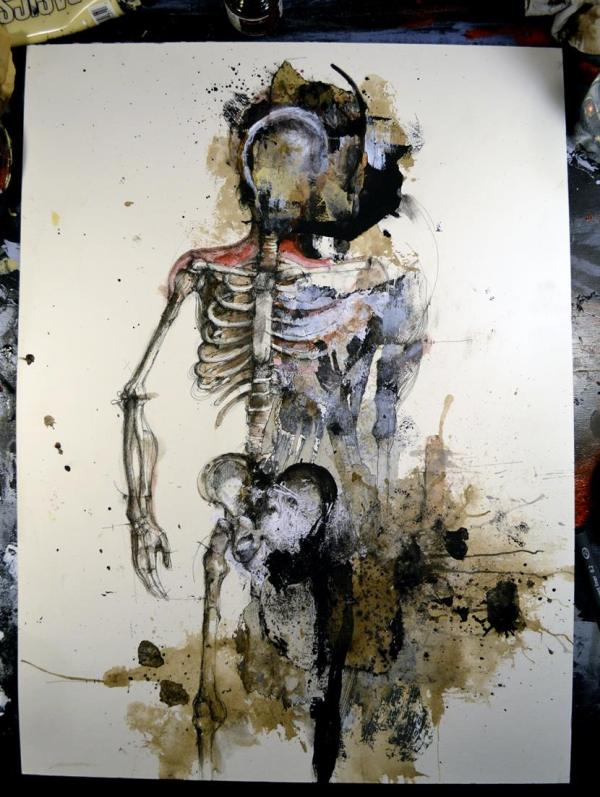 Alluring Paintings by Eric Lacombe (1)