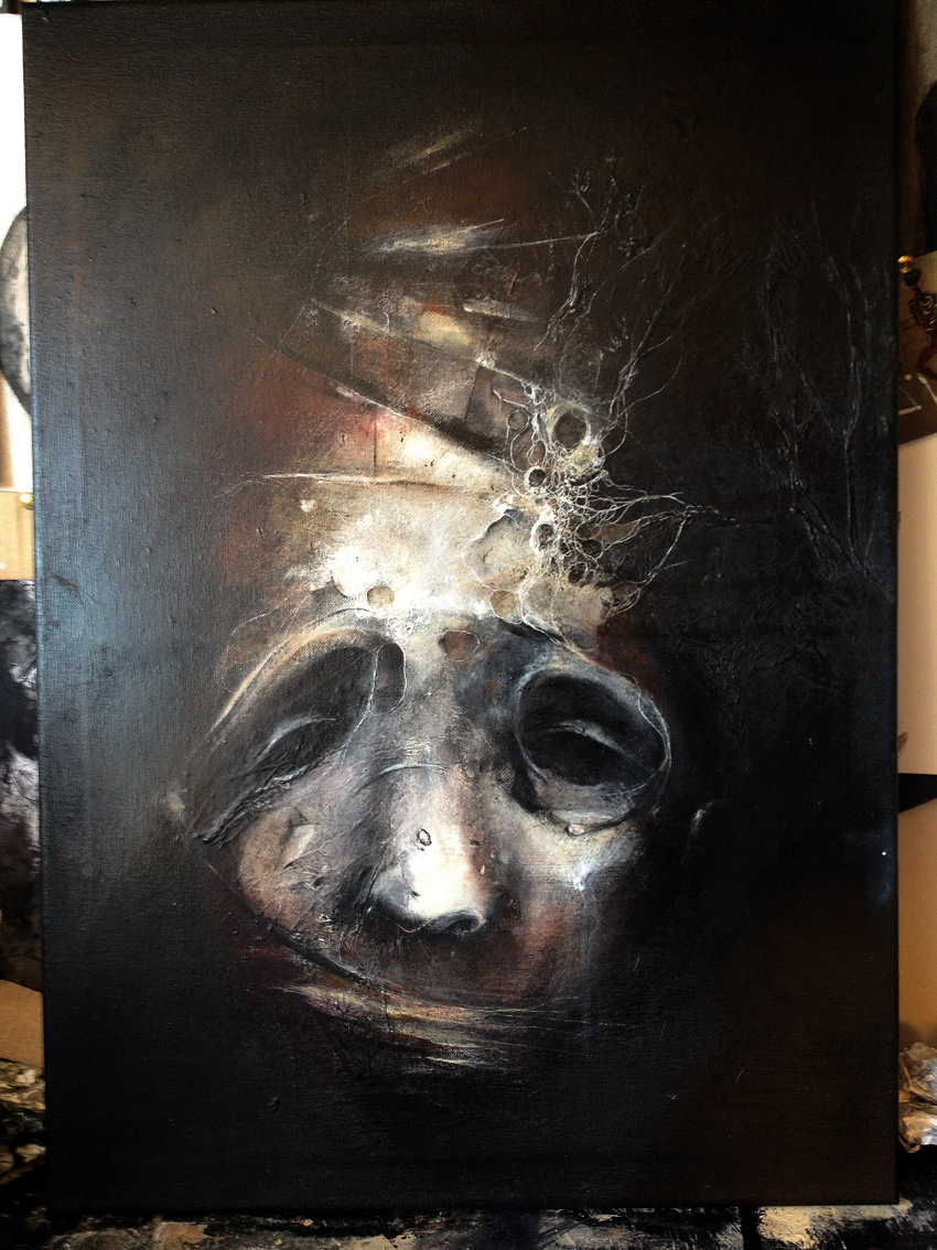 Alluring Paintings by Eric Lacombe (11)