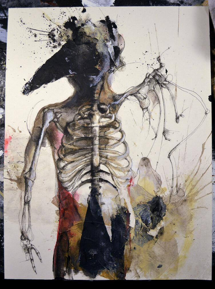 Alluring Paintings by Eric Lacombe (14)