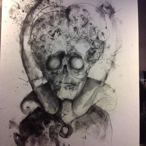 Alluring Paintings by Eric Lacombe (5)