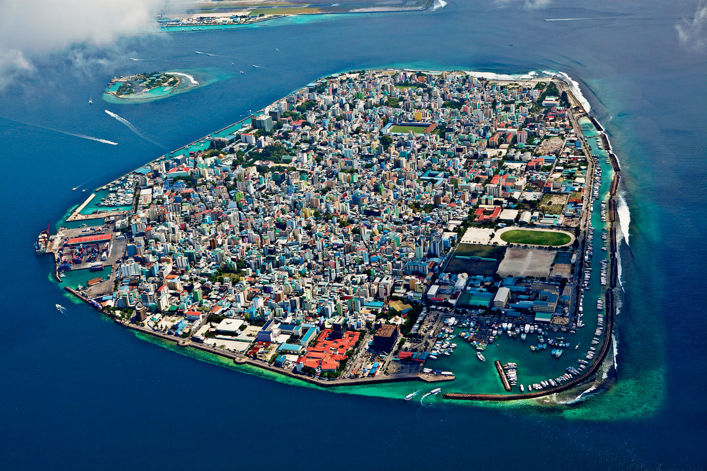 Malé, Capital of the Maldives