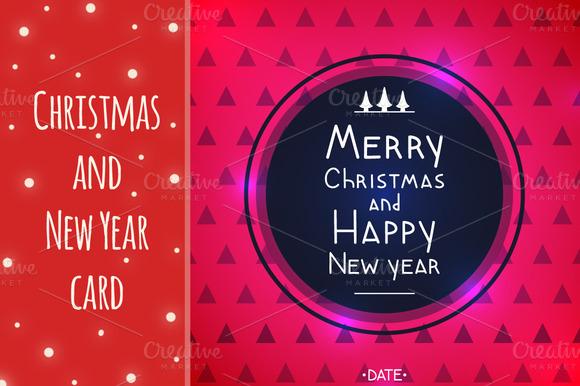 Christmas & New Years Card