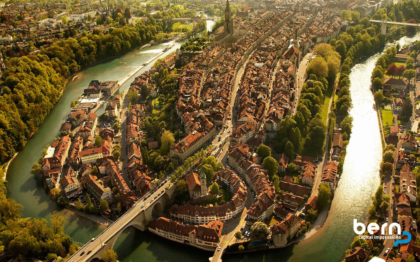 Bern, capital of Switzerland