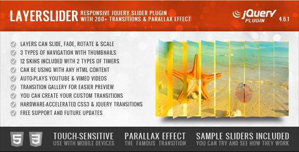 layerslider 12 Premium Responsive jQuery Sliders