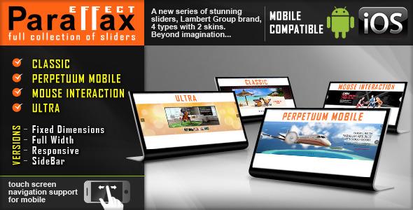 parallax slider 12 Premium Responsive jQuery Sliders