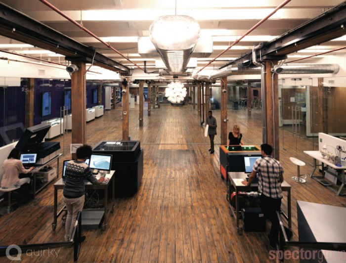 Cool office setups you should consider when starting your business