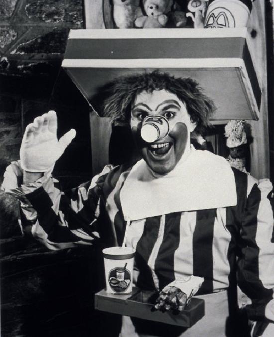 ronald mcdonald Top 7 Most Disturbing Brand Mascots of All Time