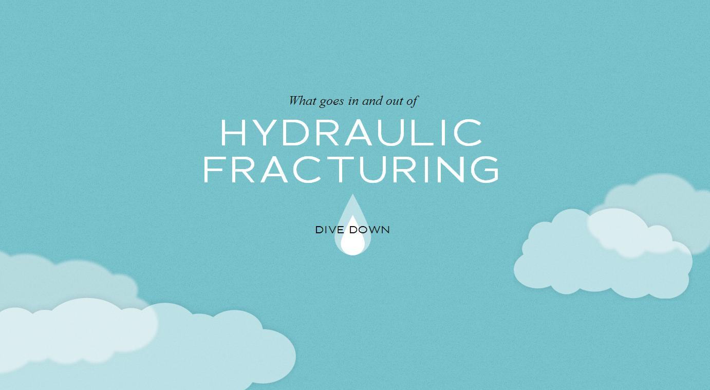 the dangers of fracking Best Website Designs of 2013