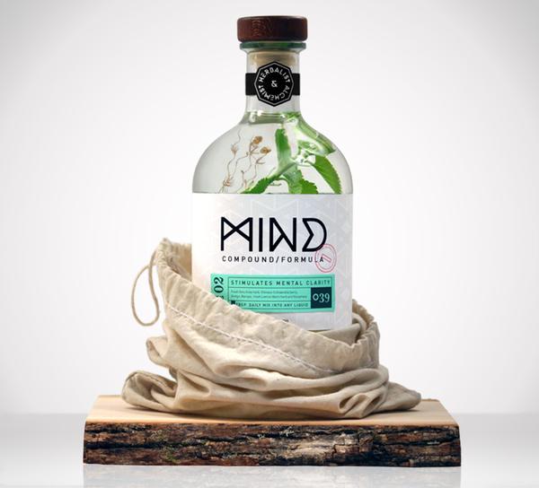 Herbalist & Alchemist by Chad Michael