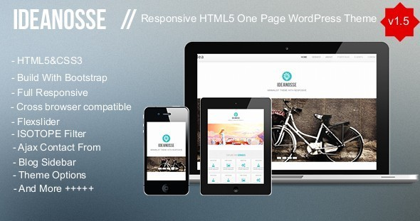 1 image   large preview1 35 Premium Single Page WordPress Themes