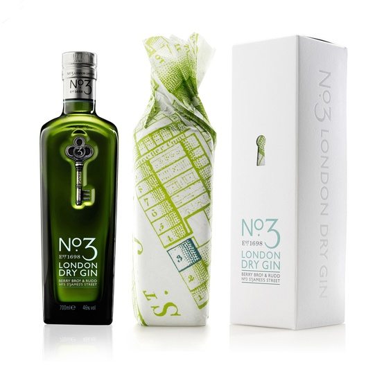 No3 Gin