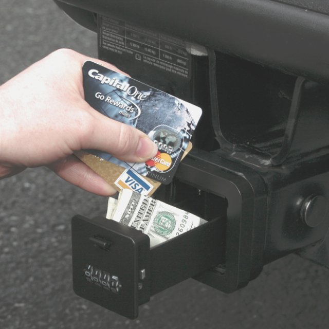 HitchSafe Trailer Hitch Vault