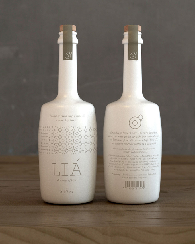 LIA Olive Oil by Bob Studio