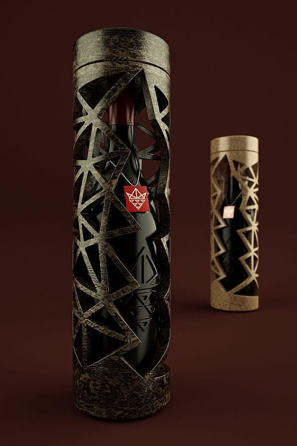 Wine Concept Packaging by Szabi