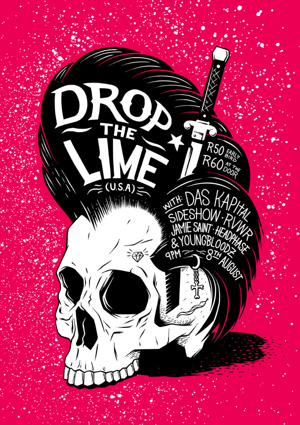 Drop The Lime