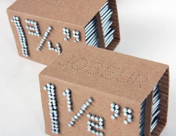 Packaging by Pier-Phillippe Rioux