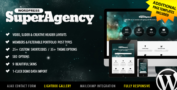 fo1 sa wp   large preview1 35 Premium Single Page WordPress Themes