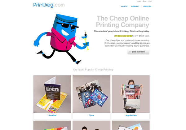 www printkeg com76601 Giveaway: 1000 Business Cards for 3 Lucky Winners from PrintKEG!