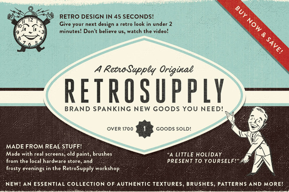 RetroSupply 2