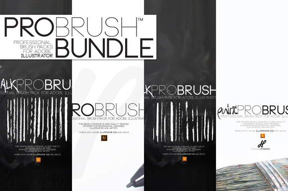 109 Brushes BUNDLE
