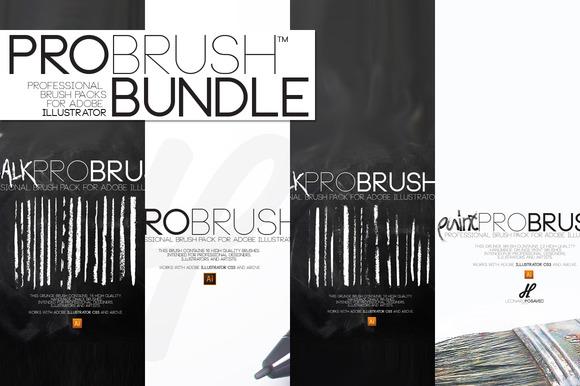 109 Brushes BUNDLE
