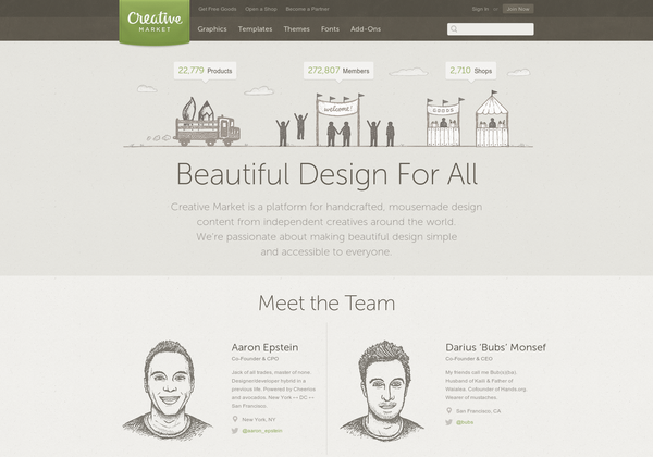 creativemarket com82051 How to Create a Stellar About Us Page