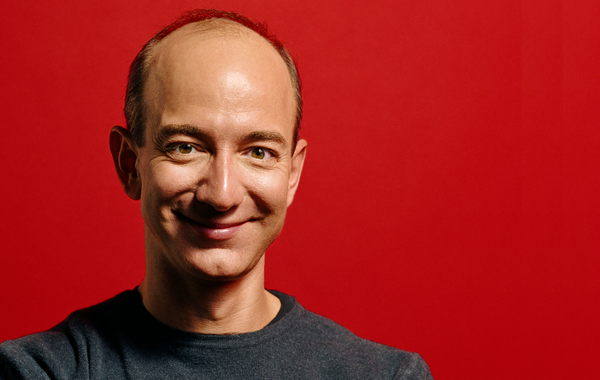 jeff bezos amazon 5 Ecommerce Success Secrets from the Biggest Online Retailers