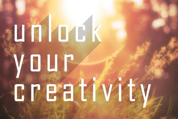 Unlock-Your-creativity