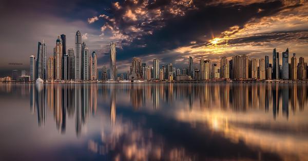 Sunset Fever by Karim Nafatni