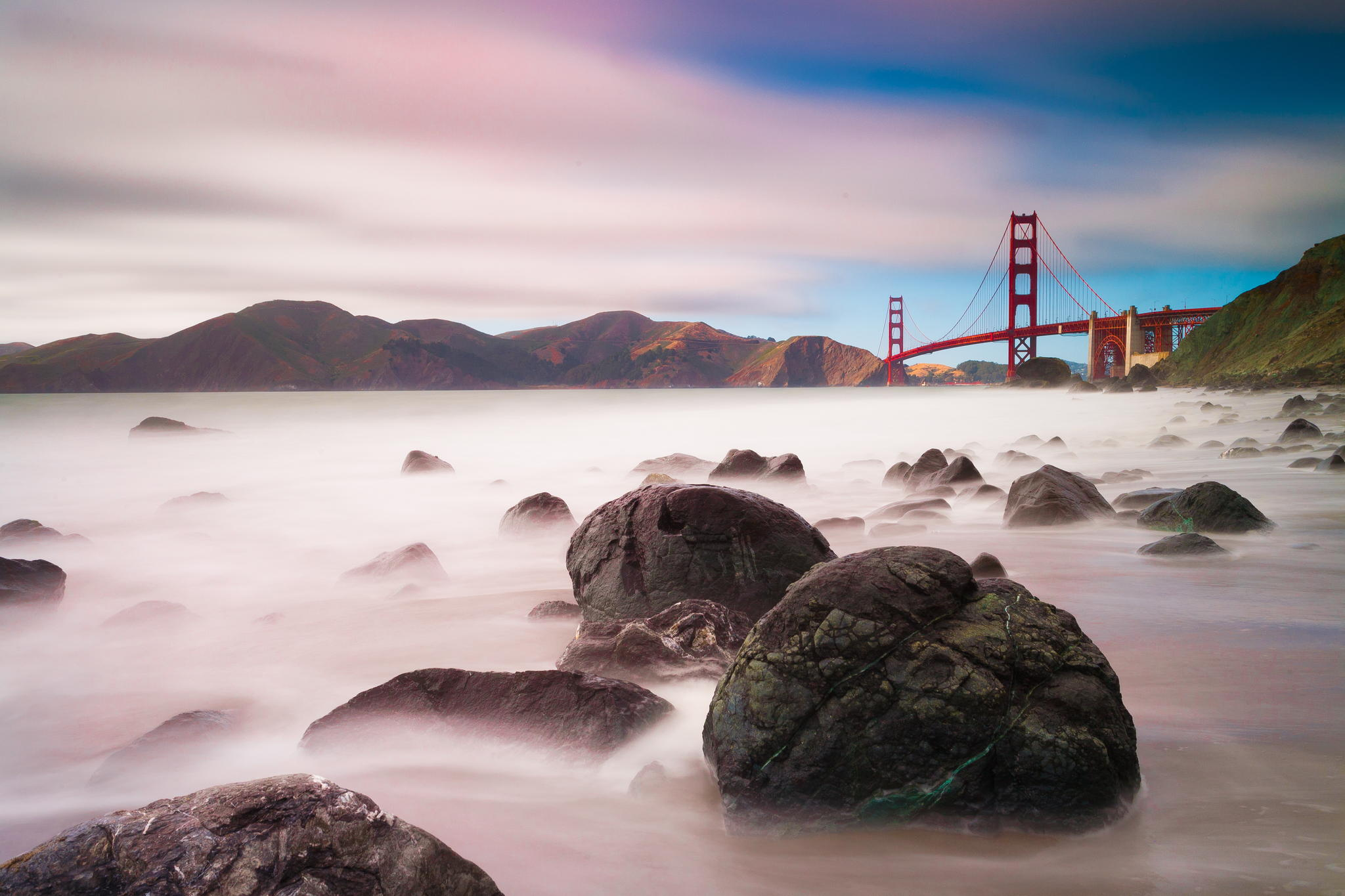 Golden Gate Bridge by Anakin Yang