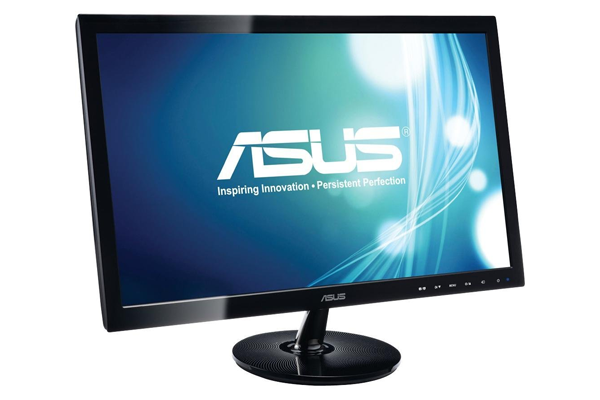 asus vs247h p Top 5 Computer Monitors for Designers