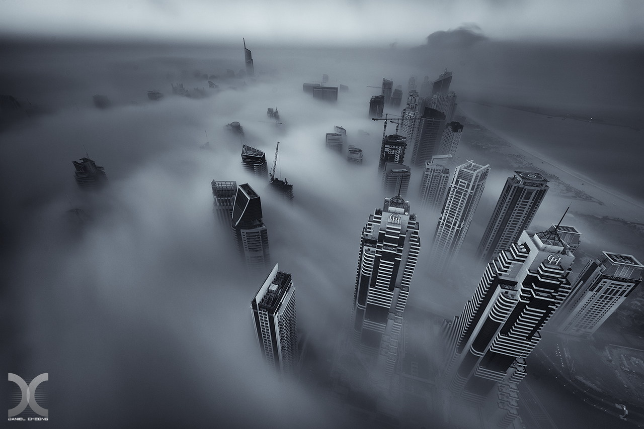 Cryogenisation by Daniel Cheong