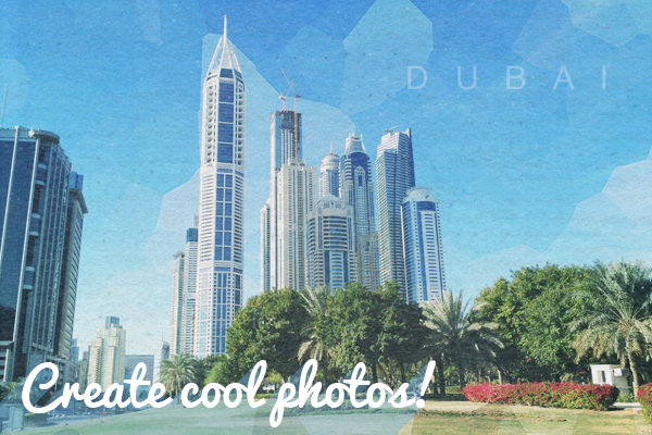 dubai Free Download: 55 Crystalized Backgrounds For Your Projects