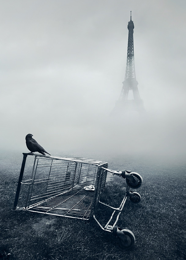 Paris by Mikko Lagerstedt