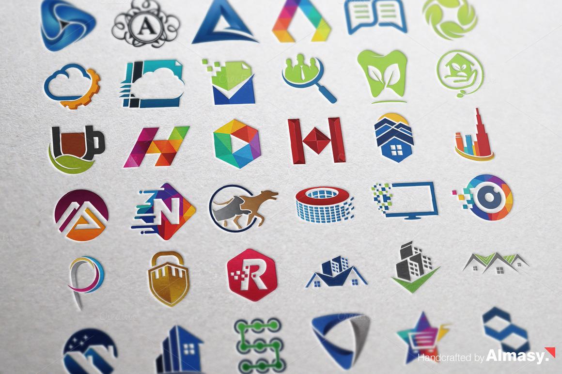 36 Logo Templates