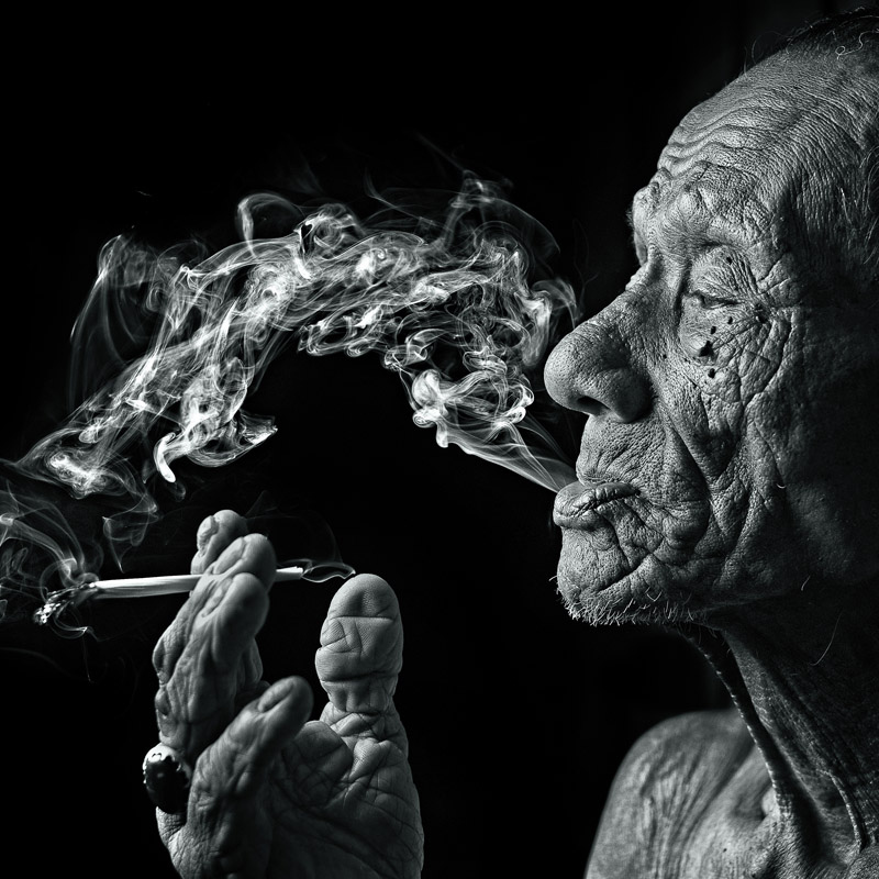 Smoker by Yaman Ibrahim