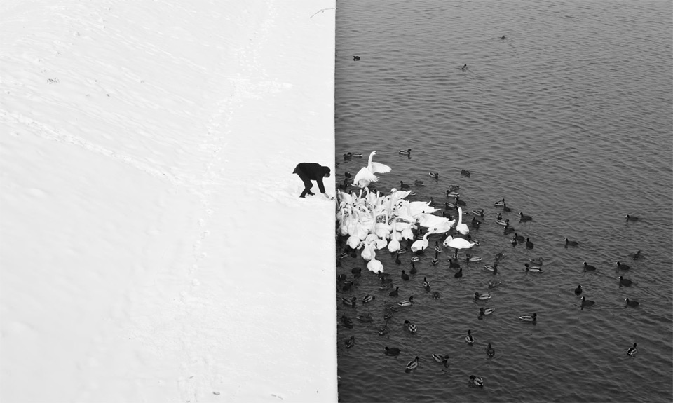 Winter In Krakow, Poland by Marcin Ryczek