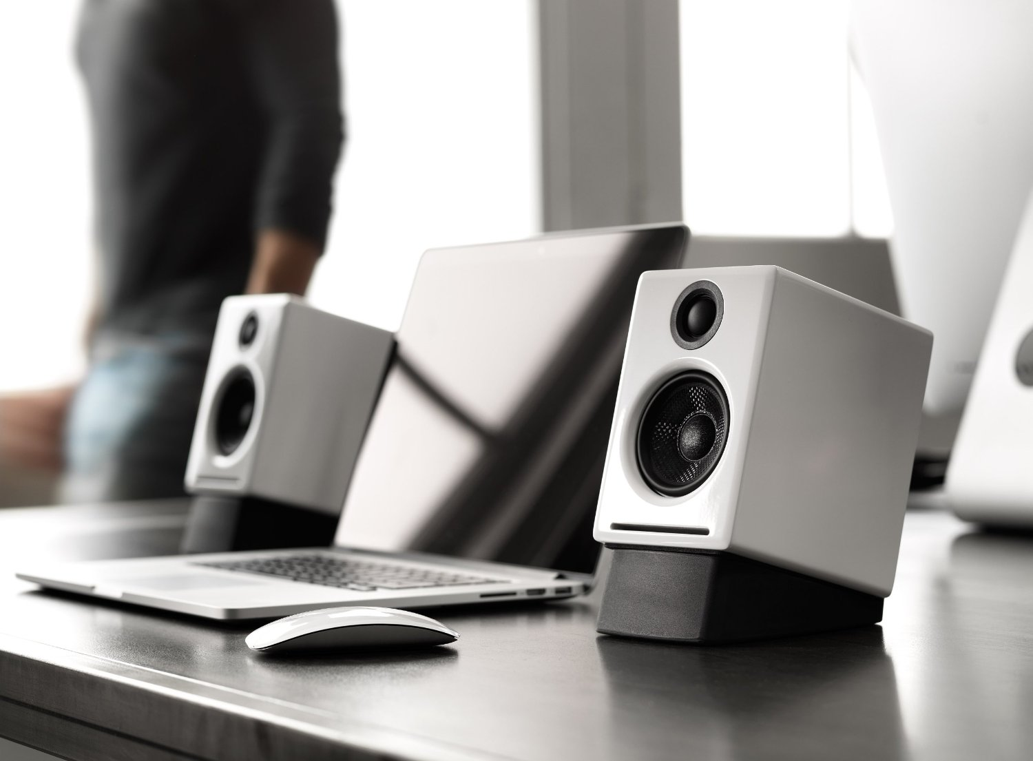 A2+ Premium Powered Desktop Speakers